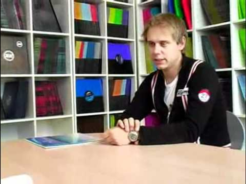 Interview Armin van Buuren (deel 4)