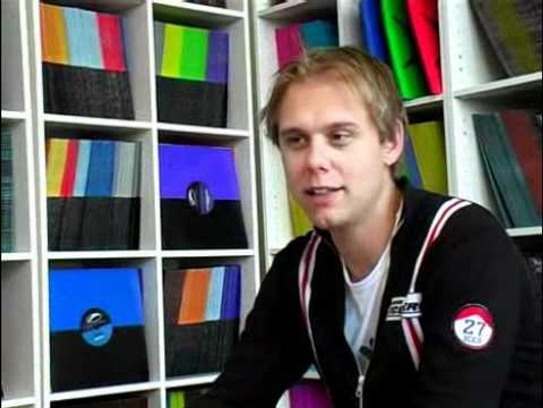 Interview Armin van Buuren (deel 3)