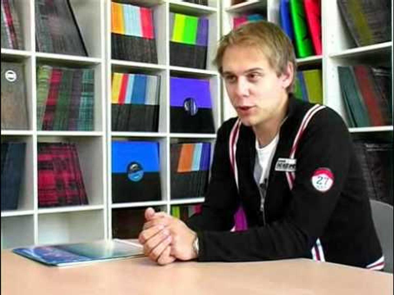 Interview Armin van Buuren (deel 2)