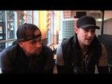 Interview Good Charlotte -- Joel & Benji Madden (part 4)