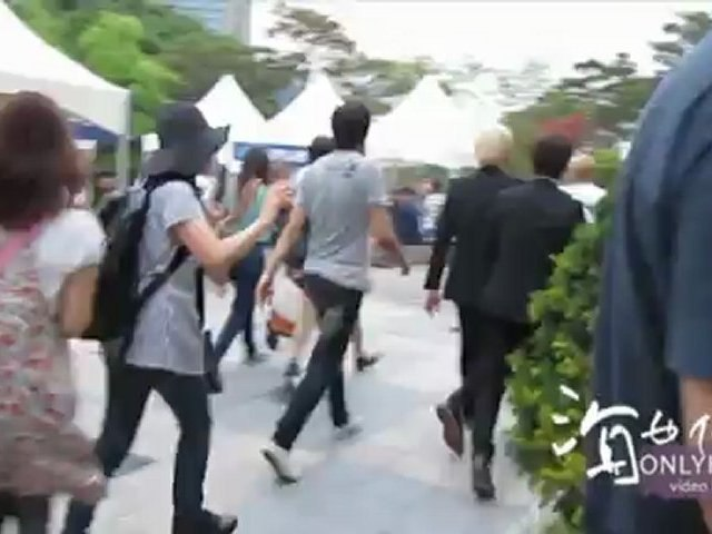[Fancam] 120628 Mnet 20's Choice After BlueCap - Donghae