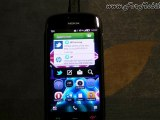 Nokia 808 PureView - Come usare un wireless gaming mouse Logitech G700 via USB OTG