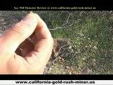 gold sniping - gold prospecting - Arizona Prospecting
