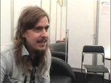 Opeth 2006 interview - Mikael Akerfeldt (part 2)