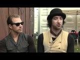 Plain White T's interview - Tom Higgenson and Tim Lopez (part 3)