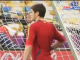 Le duel Casillas-Buffon