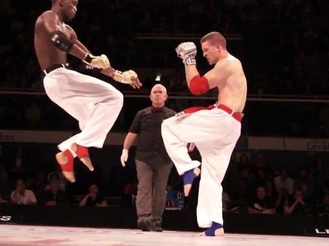 PRO-FIGHT KARATE Levallois 2012