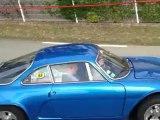 rallye lyon charbonniere 2012 alpine gordini alba