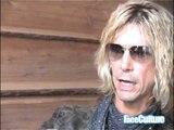 Velvet Revolver interview - Duff McKagan (part 2)
