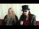 Nightwish interview - Tuomas Holopainen and Marco Hietala (part 2)