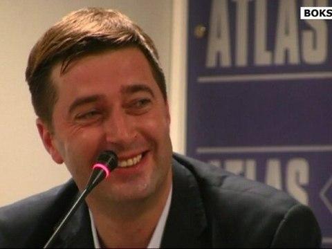 """Andrzej Wasilewski podsumowuje """"Starcie Tytanów, walki Głażewski-Jones Jr i Szpilka-McCline"""