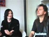 Helloween interview - Sascha Gerstner and Michael Weikath (part 4)