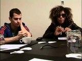 Little Jackie interview - Imani Coppola and Adam Pallin (part 2)