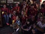 EURO - Ambiance espagnole de folie au Creusot