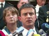 Valls annonce un hommage national pour les deux gendarmes tuées à Collobrières