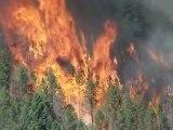 19 incendies ravagent l'ouest américain
