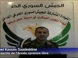 Les rebelles syriens lancent un ultimatum au régime de Bachar el-Assad