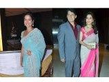 Bollywood Celebs At Bharat And Dorris' Son Suraj Godambe's Reception - Bollywood News