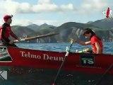 'Kresala, locos por el remo': Club de remo Aita Mari, Zumaia