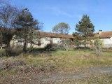 Boulogne sur Gesse propriété ferme ancienne a renover dependances 6 pieces 2 chambres