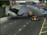 CART Toronto 1996 Fatal crash Krosnoff