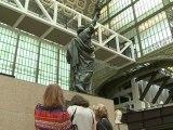 Le musée d'Orsay, à Paris, récupère une statue de la Liberté