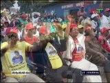 Lancement de la campagne électorale du candidat Epiphane Kidzié du PCT