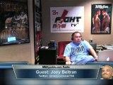 UFC on Fuel TV 4's Joey Beltran on MMAjunkie.com Radio