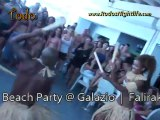 Todo Latin party @ Galazio Beach Bar   Rhodes Island, Greece