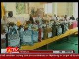 ANTÐ -Tổ chức lễ mừng thọ cho nhiều cụ trên trăm tuổi tại Myanmar