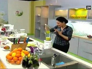 recette de jus a base de citronnade choumicha 2012
