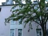 Würzburg  von aussen Novotel Hotel Stadtnähe Novotel Würzburg  Würzburg, Franken