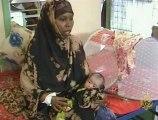 معاناة الصوماليين في منديرا على الحدود الكينية