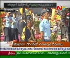 Republic Day Flag hoisting by ESL Narasimhan - 02