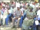Lancement de la campagne du candidat du PCT dans la 1ère circonscription de Mossaka