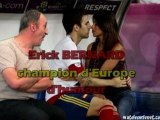 Erick BERNARD champion d'Europe d'humour