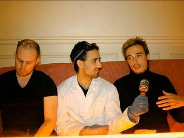 [JDF 6] Interview de Xander Michalak et Emmanuel Jego