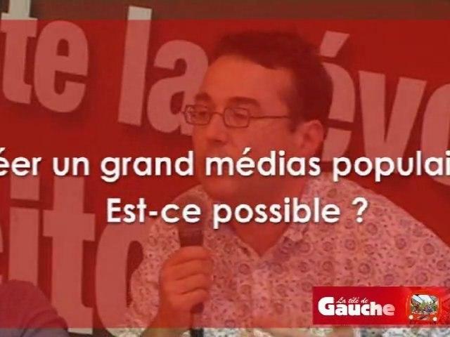 Vincent Goulet -Théorie des schèmes d'appropriation populaire et médias