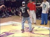 Gucchon & Kei @ Juste Debout Popping dance battle
