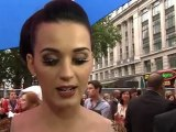 Katy Perry on being a role model