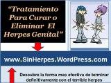 Tratamiento para el herpes | Como curar el herpes genital