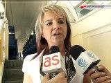 TG 03.07.12 Trenitalia Puglia, operazione treni puliti