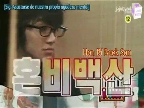 Explorando el cuerpo humano con Super Junior 1-1 sub esp