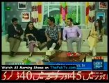 Mast Mornings With Sadia Imam - 4th July 2012 - Part 3/3