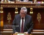 Intervention d'André Chassaigne après le discours de politique générale du Premier ministre