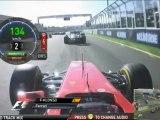 F1 2012 Australian GP Start Onboard Alonso + First 15 Min. Onboard [HD] Engine Sounds | F1 2012 GP Australia Salida Onboard Alonso + Primeros 15 Min. Onboard [HD] Sonidos del Motor
