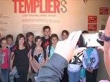Les Templiers adaptés aux enfants (Troyes)