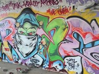 Place aux graffeurs à la Quinzaine du Hip-Hop