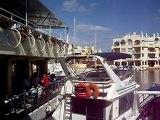 Hafen Puerto Marina in Torremolinos