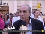 بلدنا بالمصري: مظاهرة ومطالب السينيمائيين